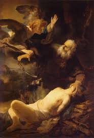 Abraham, by Rembrandt