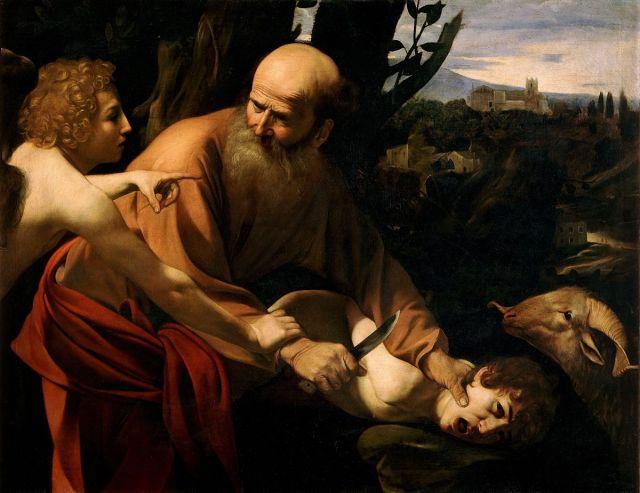 1200px-Sacrifice_of_Isaac-Caravaggio_(Uffizi)