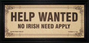 no-irish-need-apply-sign