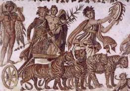 dionysus-mosaic