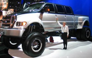 The Biggest Truck SUV