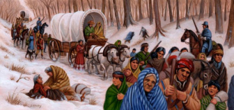 Trail of Tears 3