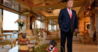 Trump-GOld-apartment-with-random-racist-table-decos-via-screengrab