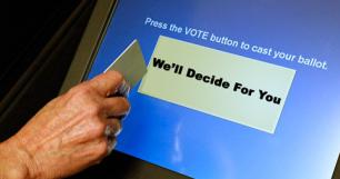 Corrupt-Voting-Machine