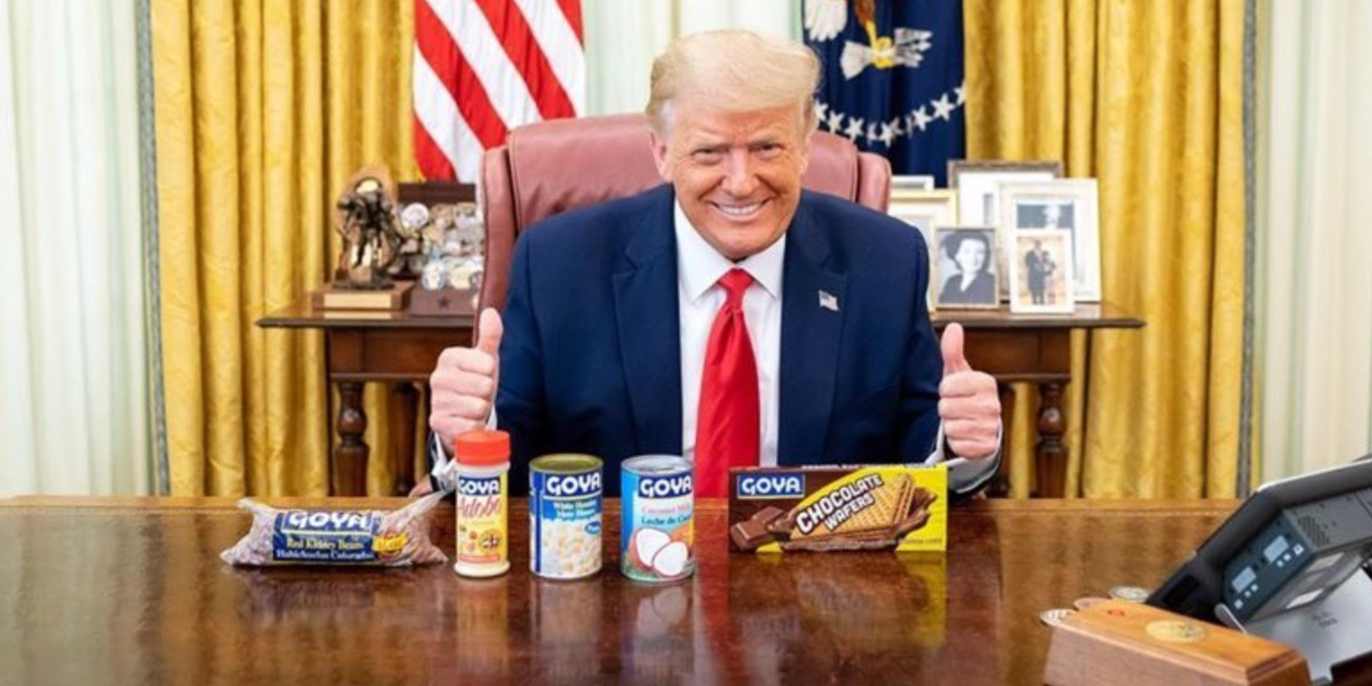trump-beans